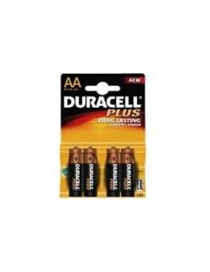 Duracell MN1500 Plus batteries AA Alkaline 1.5V niet-oplaadbare batterij