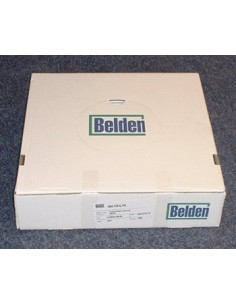 Belden H-125 satellietcoax wit 100 mtr
