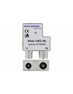 Braun POA-1 IEC opdruk IEC filter R/TV (M-F)