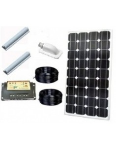 Denson 150 Watt Solarpanel compleet