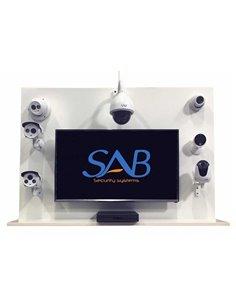 SAB IP Camera Panelboard