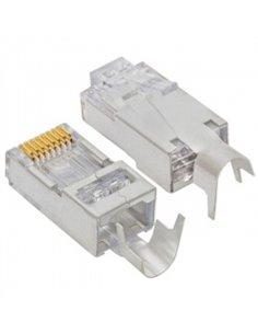 EZ-RJ45 Cat 5/6 shielded connector 50 per verpak.