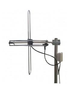 Maximum DAB-1 + FM antenne rond
