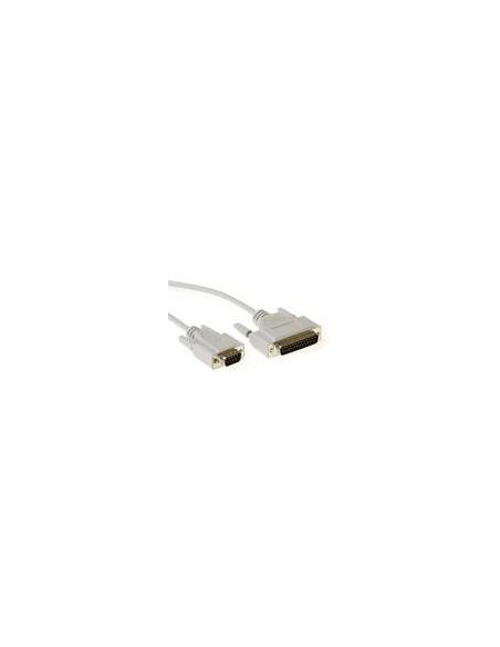 Kabel Serieel cross wired D9F-D25F 5.0mtr