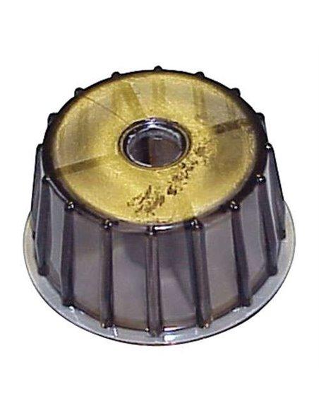 Grammafoonplaat adapter plastic
