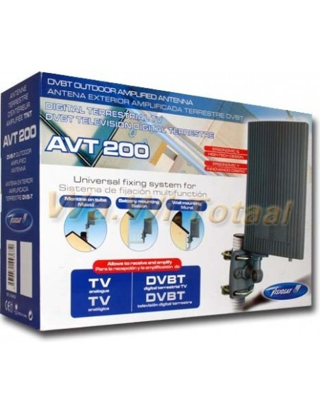 Digitenne buitenantenne DVB-T Visiosat AVT-200