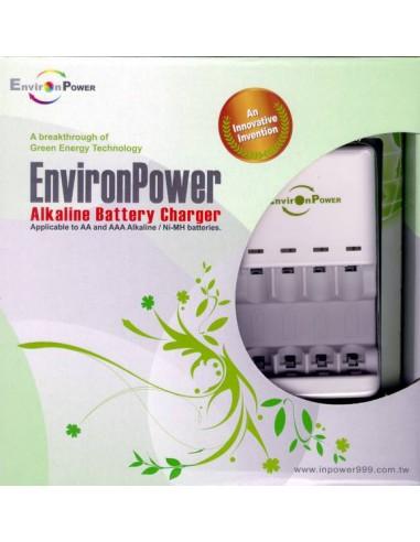 Alkaline Batterijlader Multi platform (EnvironPower)