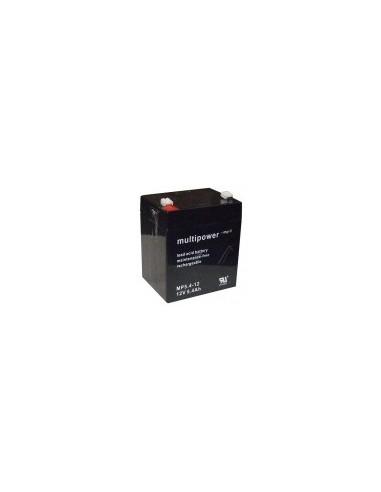 Loodaccu 12V 5.4aH (90 x 70 x 107 mm) MultiPower