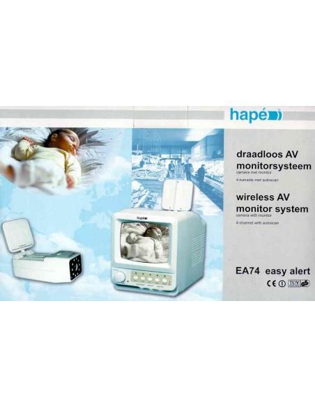 Hapé Draadloos AV monitorsysteem (opruiming)