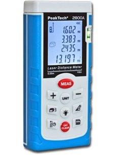 PeakTech Digital laser afstandmeter 2800