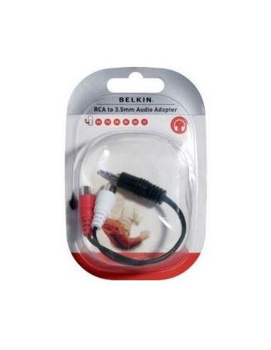 Belkin 3.5mm to RCA Audio kabel 0.1 meter