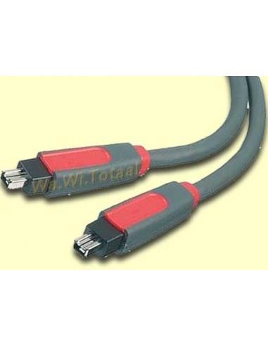 Kabel Firewire IEEE 1394  4/4 3.0mtr