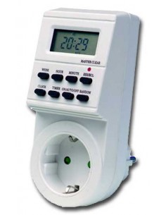 Vivanco DT1 Digitale tijdschakelaar 16A/3600W