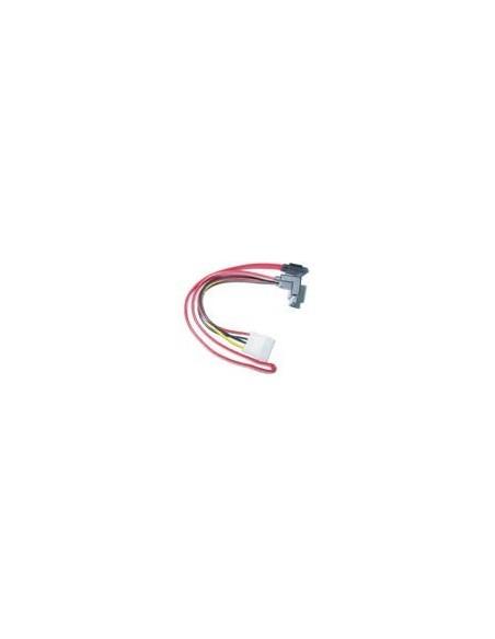 Serial ATA power adapter 15+7pin-4+7pin (Microconnect)
