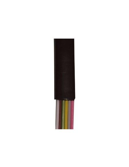 Telefoon Kabel Modulair 6aderigx0,12mm plat per 2mtr