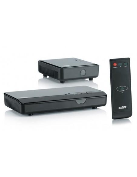 Marmitek Draadloze Full HD + 3D audio/video zender + ontvanger