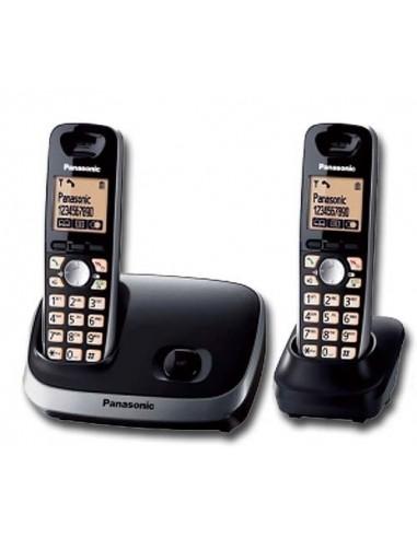 Panasonic KX-TG6512 DECT twinset draadloze telefoon