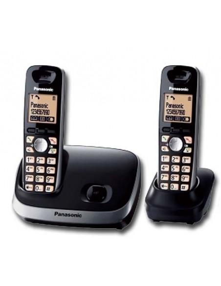 Panasonic KX-TG1612 DECT twinset draadloze telefoon