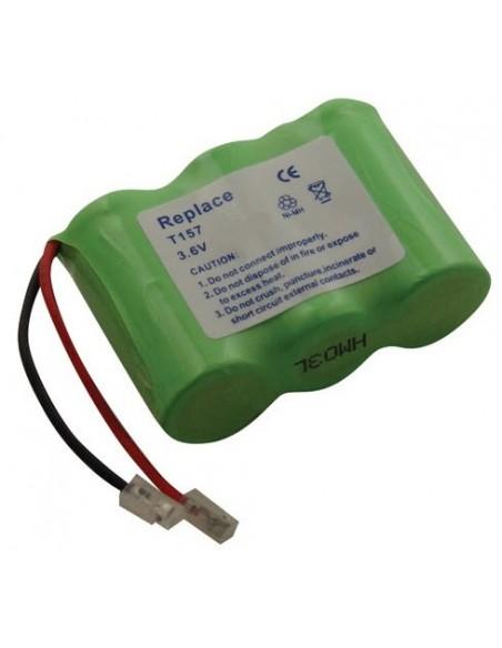 Telefoon accu 3,6V-300MAH NIMH 42X30X14mm GP T107(157)