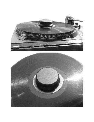 Drukgewicht voor grammafoonplaten