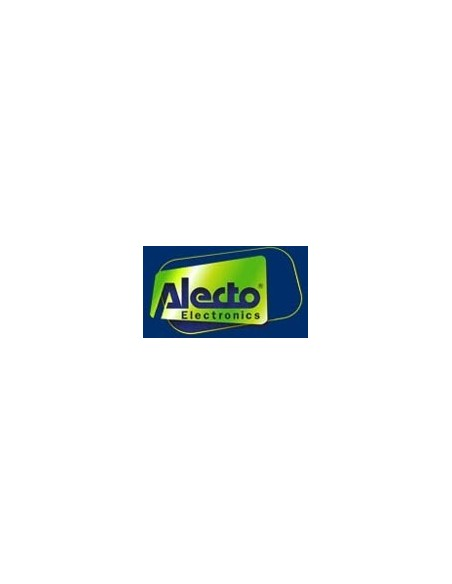 Koptelefoon Alecto Wit WH-105