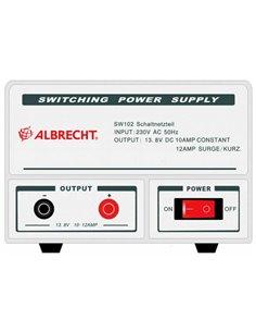 Albrecht SW-102 10-12A 13.8 voeding