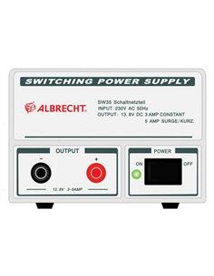 Albrecht SW-35 3-5A 13.8V Voeding