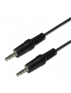 Kabel Audio Jack naar Jack 3.5mm 1.50mtr
