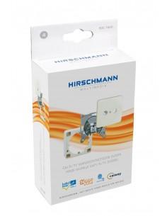 Hirschmann EDC-1000 shop + afdekplaat + opbouwrand