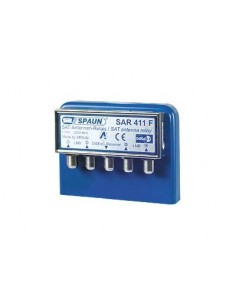 Spaun SAR-411 WSG DiSEqC switch 4-weg