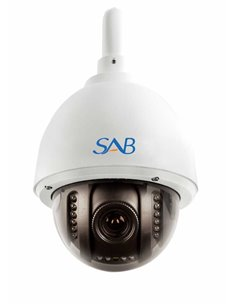 SAB IP1400 Camera Outdoor (P004) - Outdoor HD PTZ IP Camera