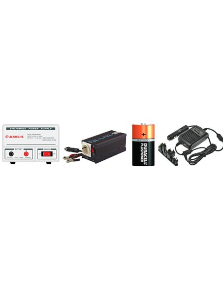 Batterij / Voeding / Omvormers