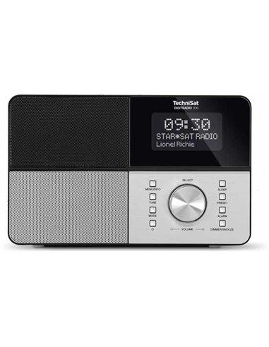 Technisat DigitRadio 306 mono Dab+ tafelradio zwar