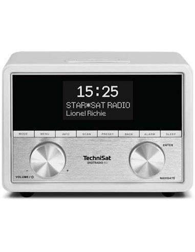Technisat DigitRadio 80 stereo klokradio Dab+ / FM
