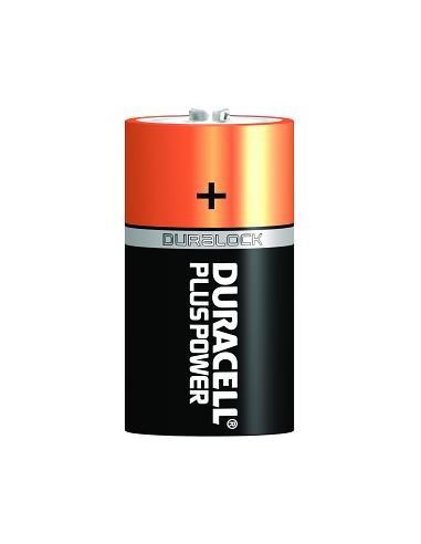 Duracell Plus Power D, 2 Pack Alkaline 1.5V niet-oplaadbare batterij