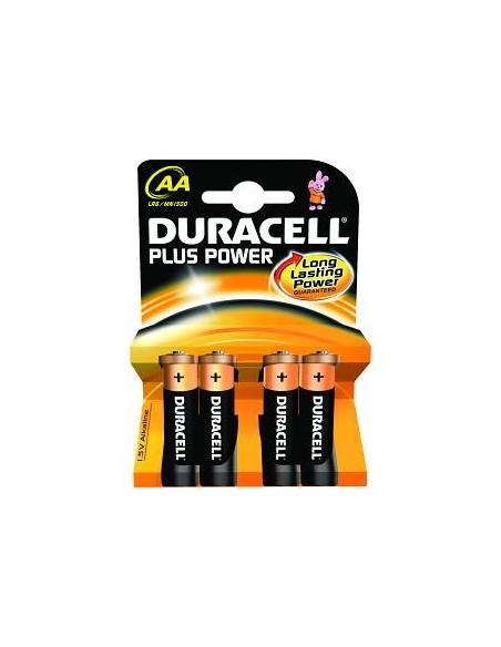 Duracell+ MN1500 R6 blister (4)