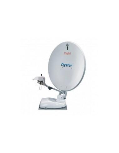 Oyster Vision 85cm TWIN skew zelfrichtend
