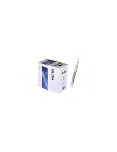 Belden H-125 satellietcoax wit kabelbox 250 mtr