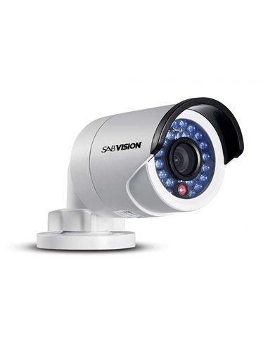 SABVISION 2100 Mini Bullet IP Camera