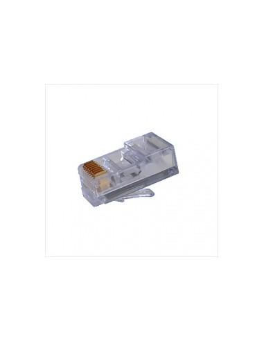 EZ-RJ45 Cat 5E connector per 100 stuks verpakt