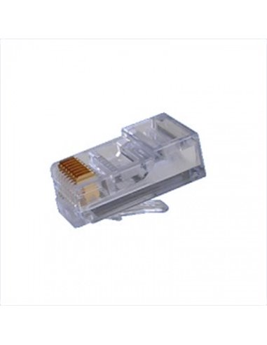 EZ-RJ45 Cat 6E connector per 100 stuks verpakt