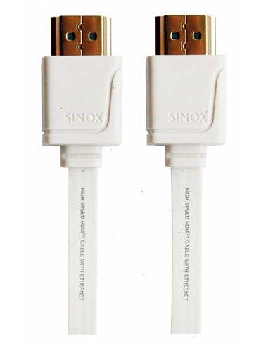 Sinox UltraSlim 3,00mtr plat wit soepel
