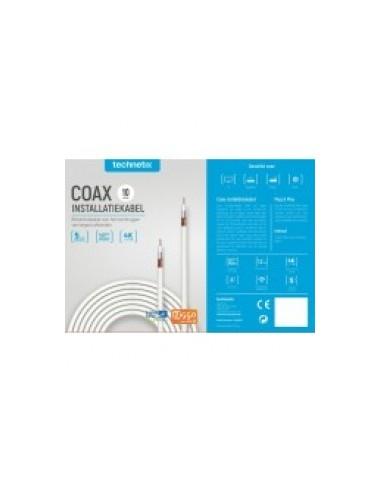 Technetix IH-Coax-10mtr-S shop 10meter coax instal
