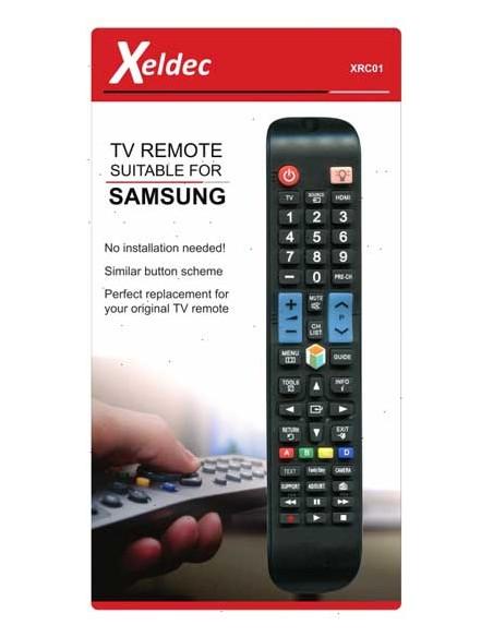 Bravo AB-1 universele Samsung afstandsbediening