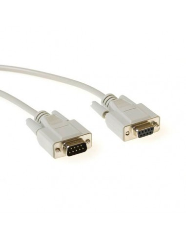 Null-modem kabel F/M RS232 voor oa. satelliet firmware 1.8m