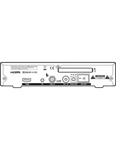 Denson DS-1010 Road V4 12/220V HD Tuner CI