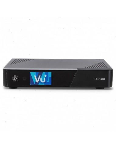VU+ UNO 4K 1x DVB-S2 FBC Twin Tuner