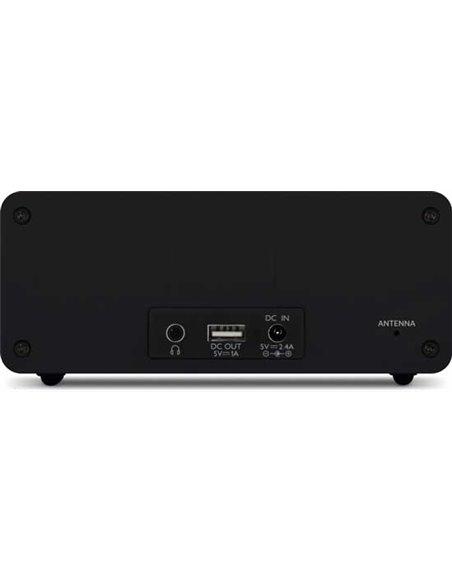 Technisat DigitRadio 52 klokradio DAB+/ GSM lader