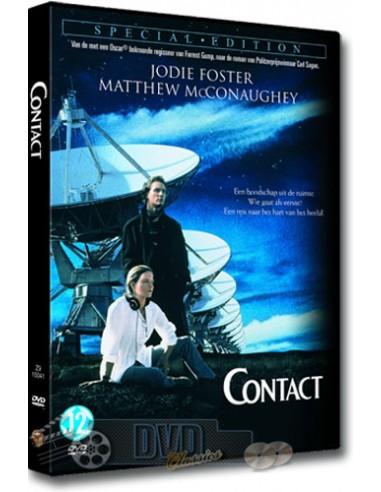 Contact - Jodie Foster, Matthew Mcconaughey - DVD (1997)