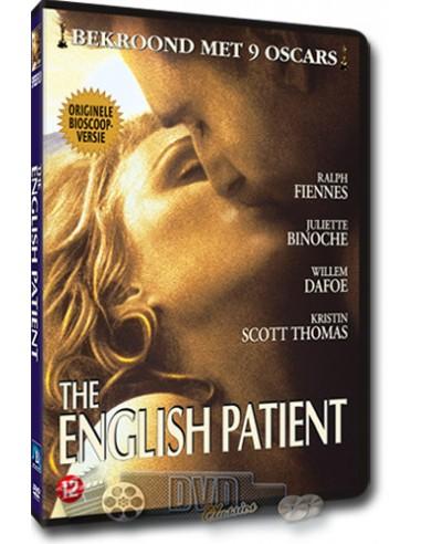 The English Patient - Ralph Fiennes, Juliette Binoche - DVD (1996)